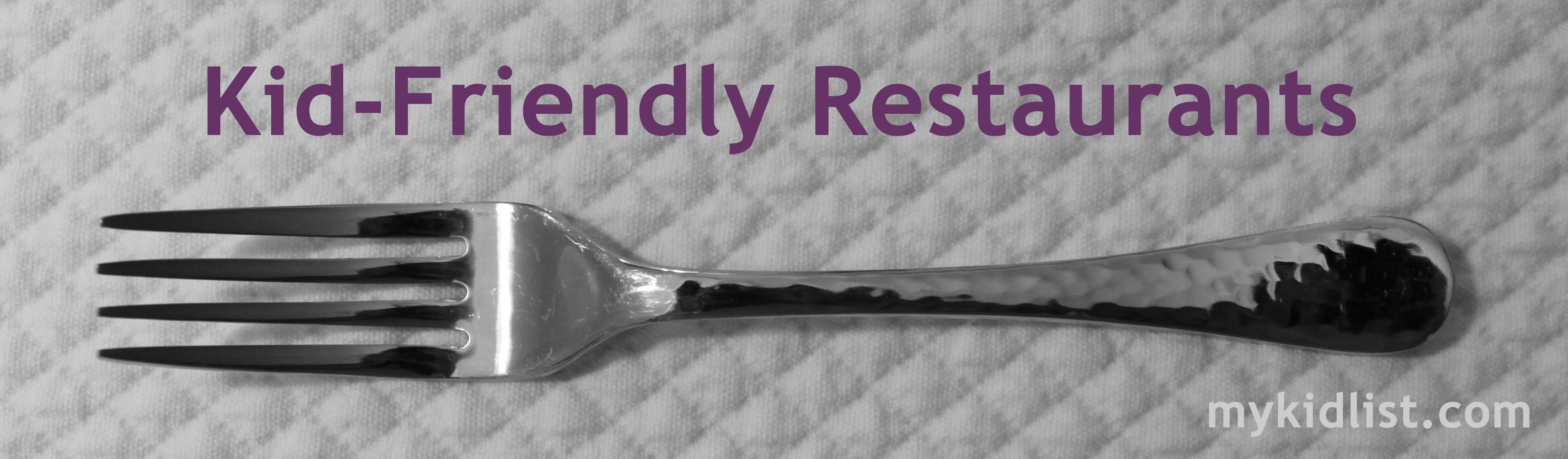 Kid-Friendly Restaurants: Oak Brook, Oakbrook Terrace - kidlist ...