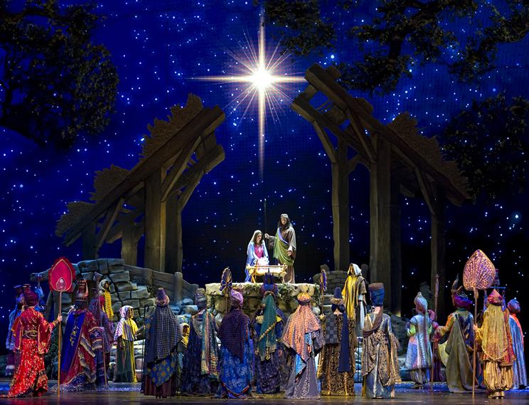 The Living Nativity_Radio City Christmas Spectacular