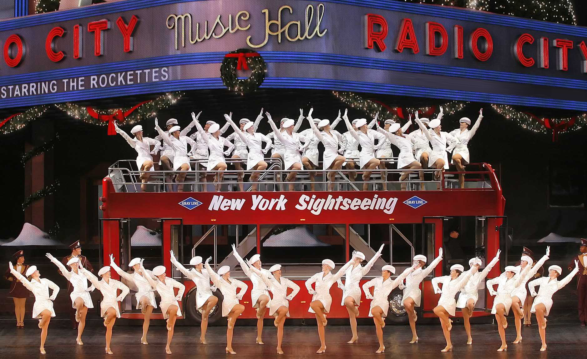 radio city christmas spectacular - Rockettes Christmas Show