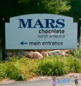 free ice cream bars mars sign