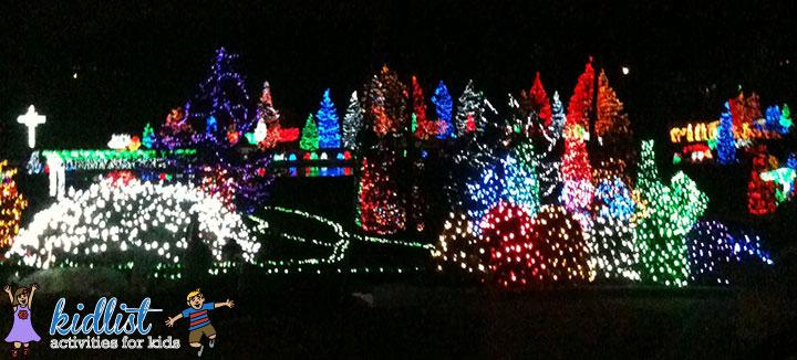 burr ridge christmas lights