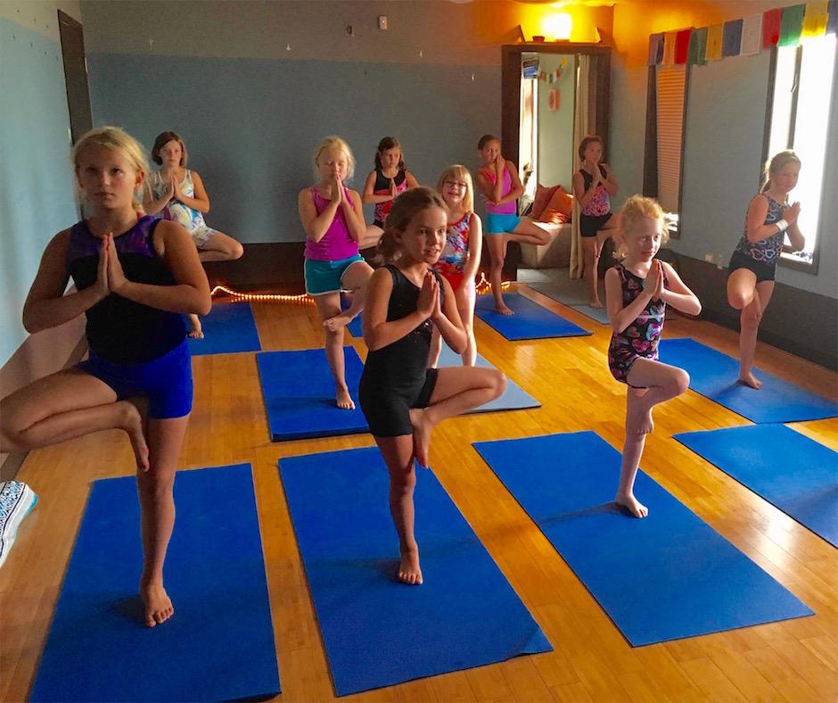 stardust yoga classes for kids