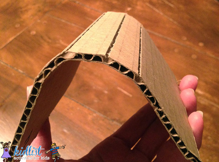 how-to-create-curves-in-cardboard