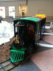 yorktown express train
