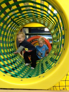 playbox tunnel