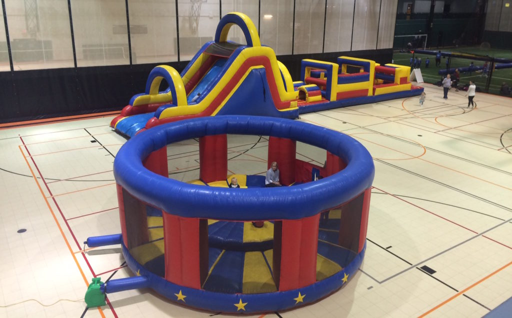 the max bounce houses