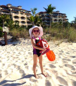 beach kiddo