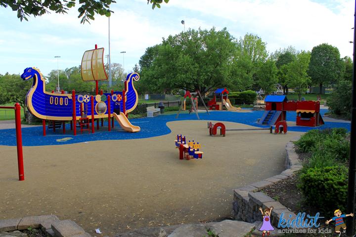 veterans memorial park playground 3