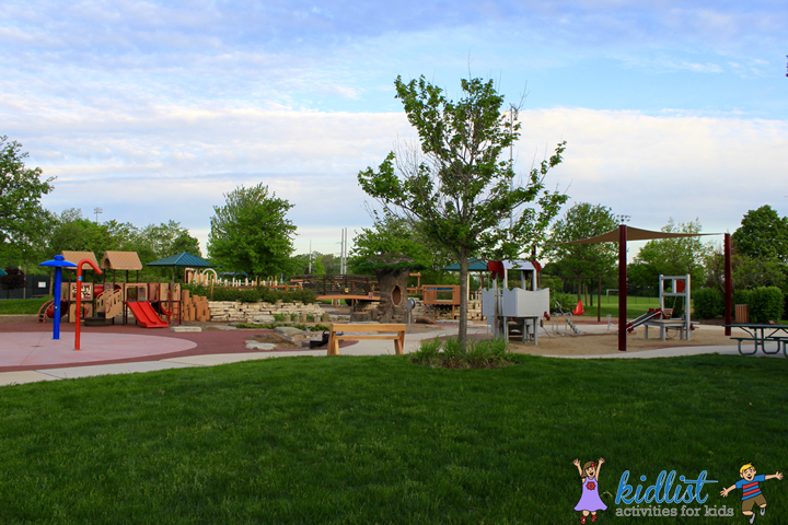 click on this image to view a slideshow of the park's features