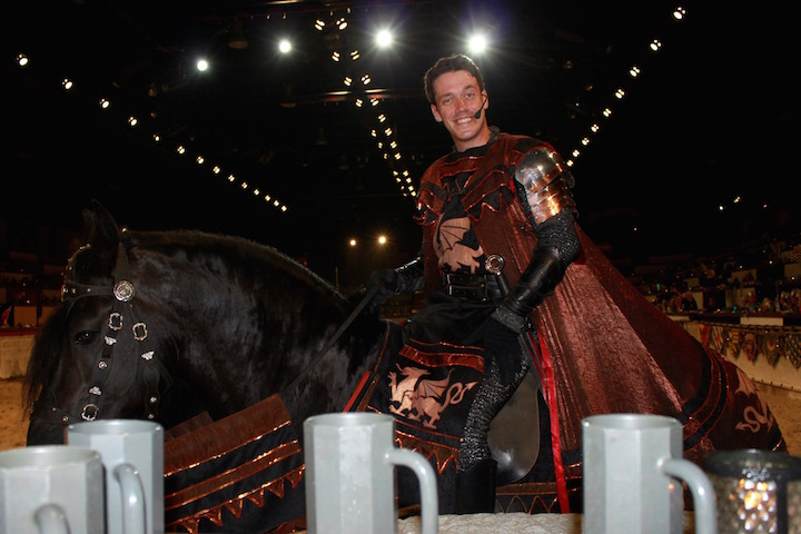 medieval times chicago lord chancellor