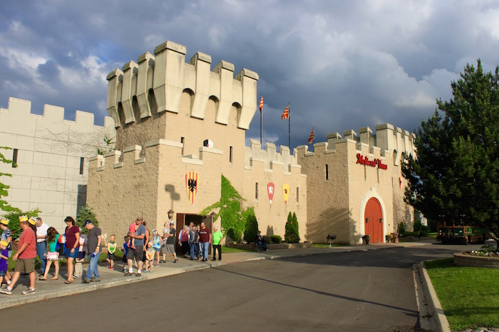 medieval times chicago castle