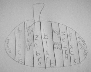 kidlist duct tape jack-o-lanterns plan