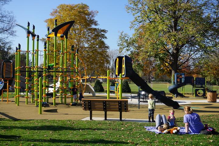 photo compliments of Elmhurst Park District