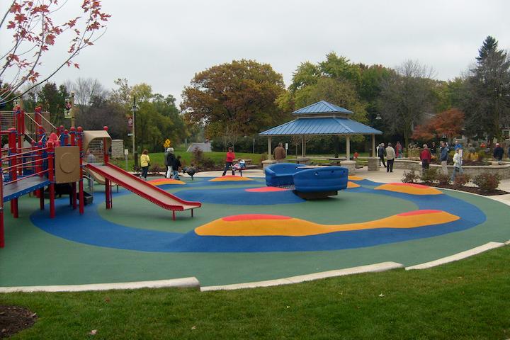 photo compliments of Woodridge Park District