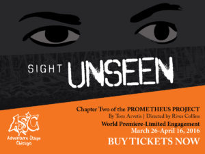 Adventure Theatre presents Sight Unseen