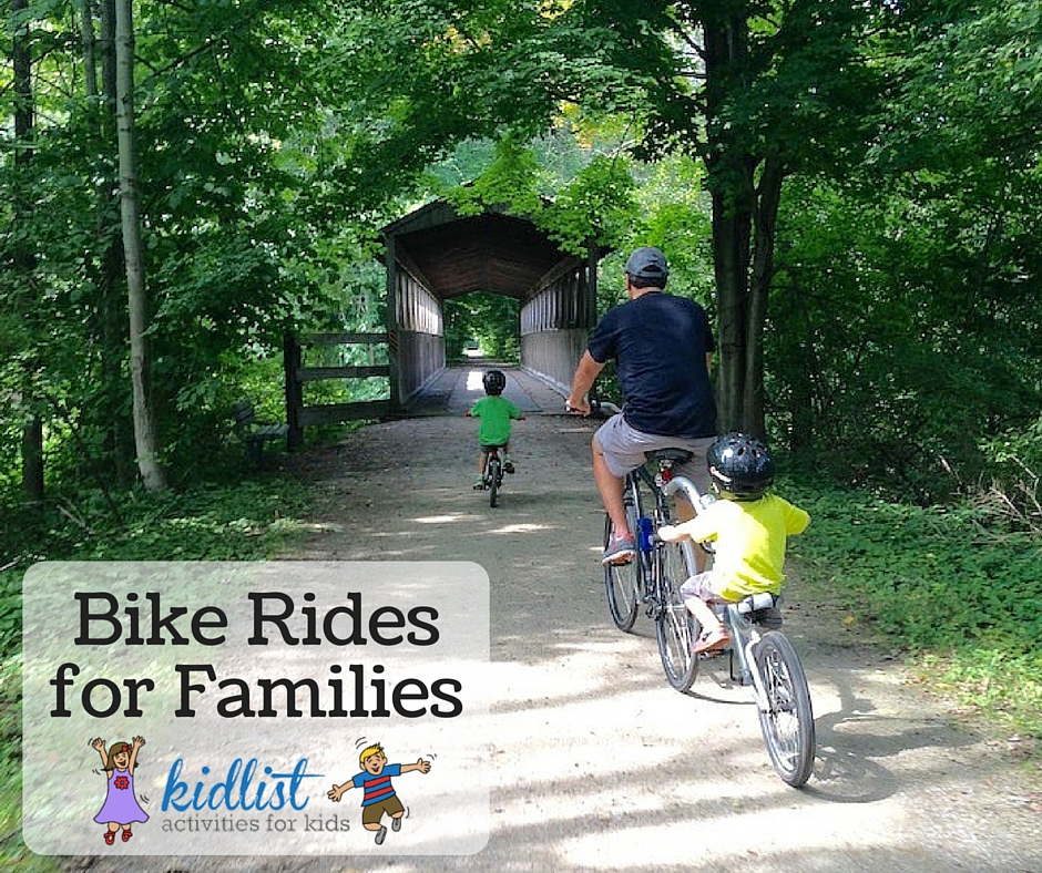 Bike Rides for Families