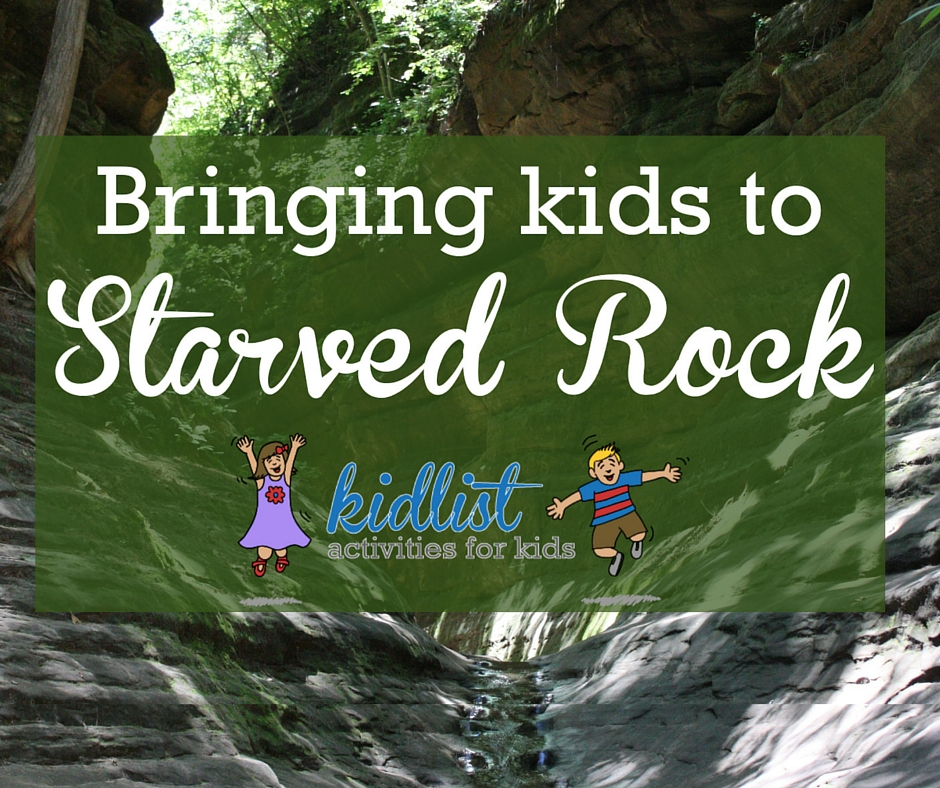 Bringing kids to Starved Rock