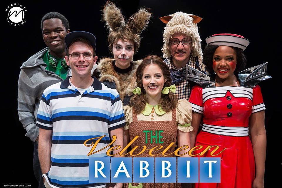 velveteen rabbit marriott theatre