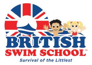 british swim school logo