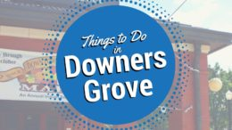 Things to Do in Downers Grove banner