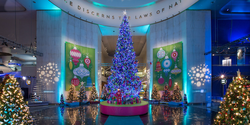 Christmas Around the World exhibit @ the Museum of Science and Industry, Chicago