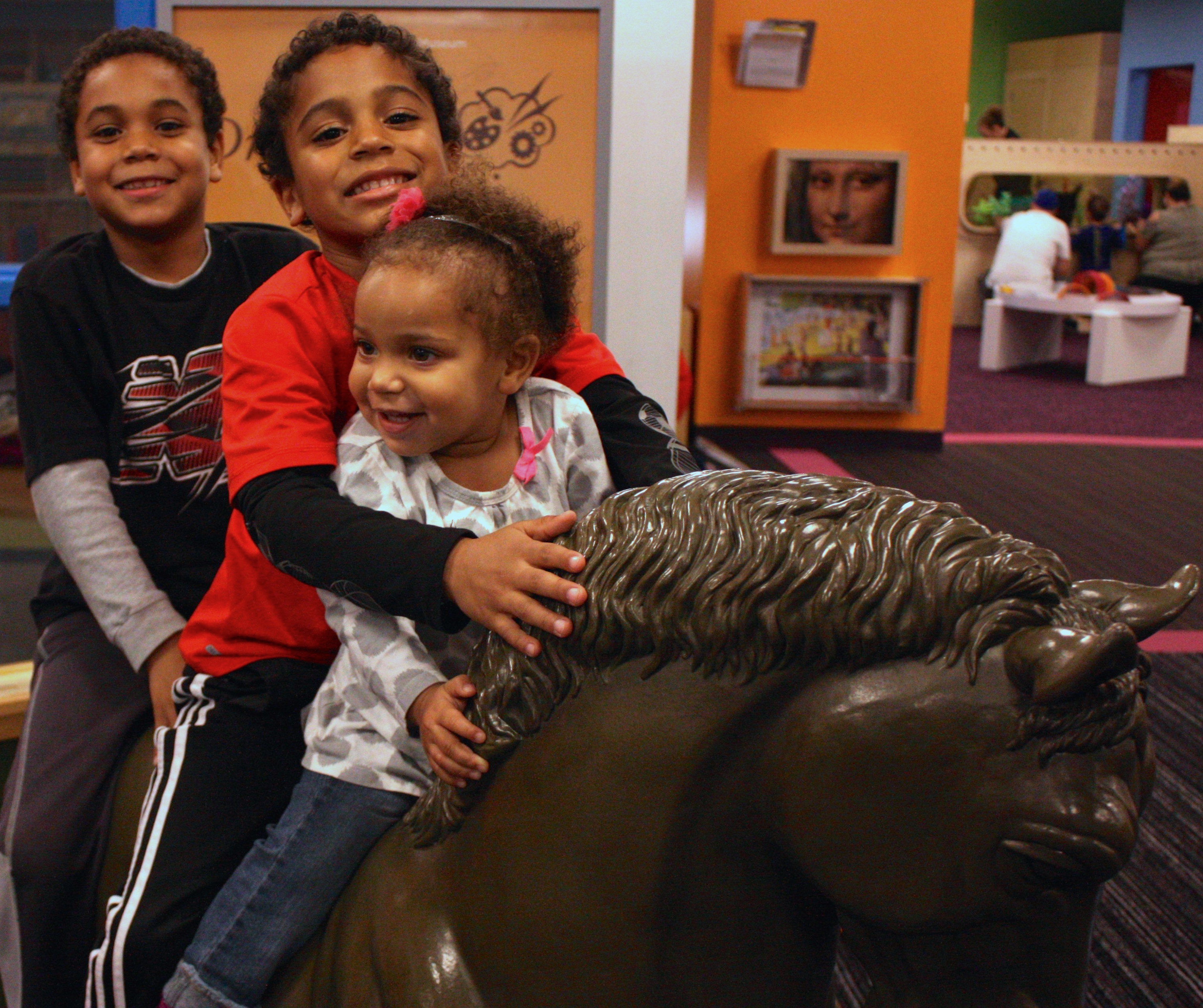 Dream with Da Vinci at the DuPage Children's Museum