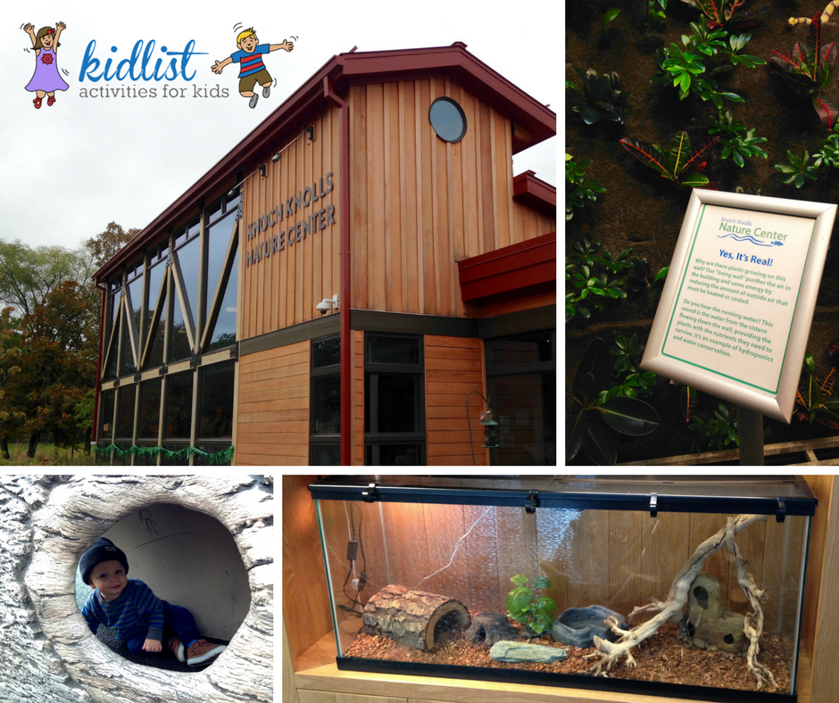 Knoch Knolls Nature Center in Naperville