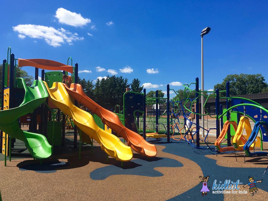 Best Playgrounds For Elementary School Aged Kids Kidlist