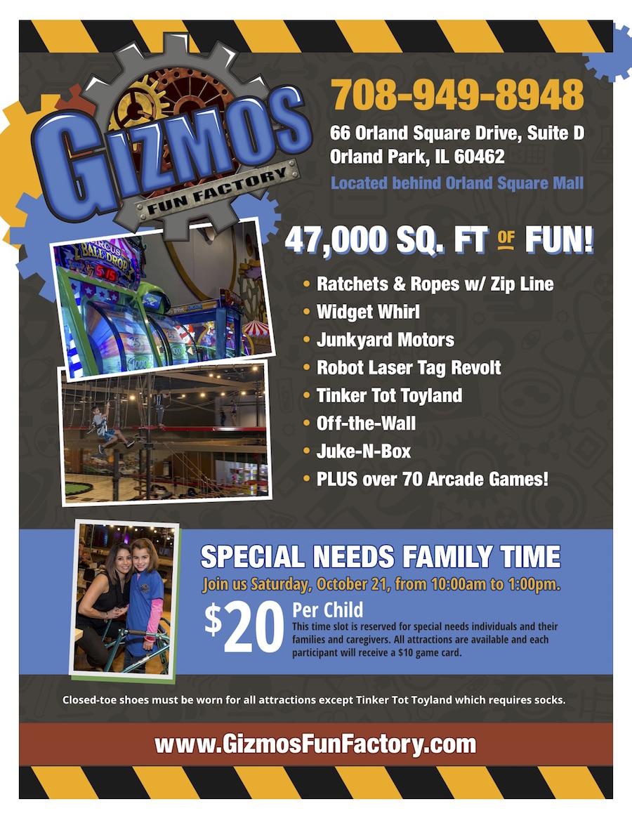 Endless Fun at Gizmos Fun Factory