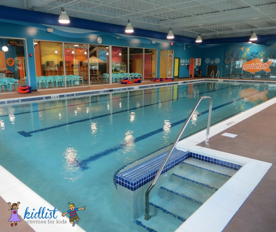 Indoor swim lessons in chicago 39 s western suburbs kidlist for East boundary road swimming pool