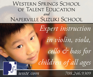 Western Springs School of Talent Education and Naperville Suzuki School