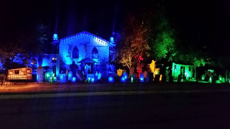 2018 Best Halloween Houses In The West And Southwest Suburbs