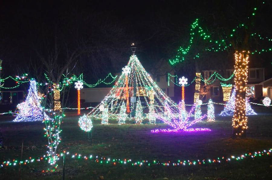 Naperville Christmas Lights 2020 2019 Best Christmas Lights in the West and Southwest Suburbs