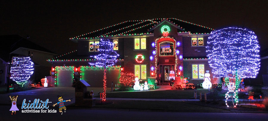Christmas Lights Near Me 2019.Best Christmas Lights In The Southwest Suburbs Of Chicago
