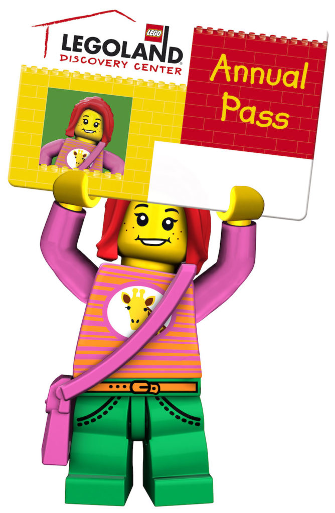 Giveaway: LEGOLAND Discovery Center - kidlist • activities for kids
