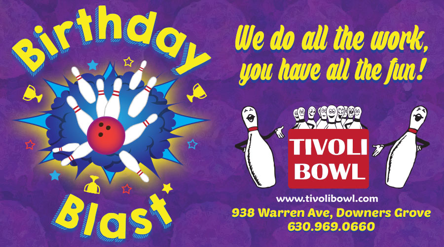 Tivoli Bowl Kids Birthday Parties