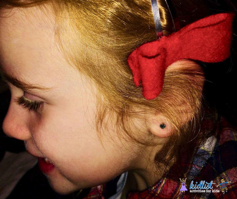 Kid Friendly Ear Piercing Places In Chicago S South And West Suburbs