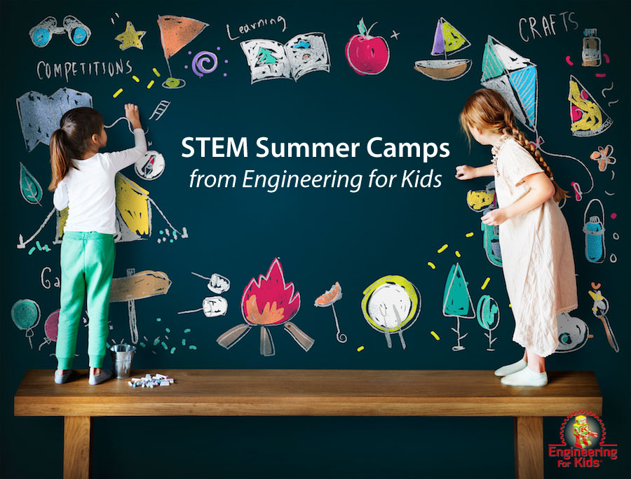 Hands-on, Dynamic STEM Summer Camps from Engineering for Kids - Kidlist
