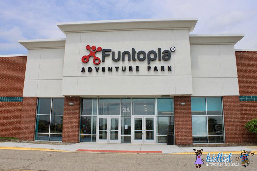 Funtopia coupons