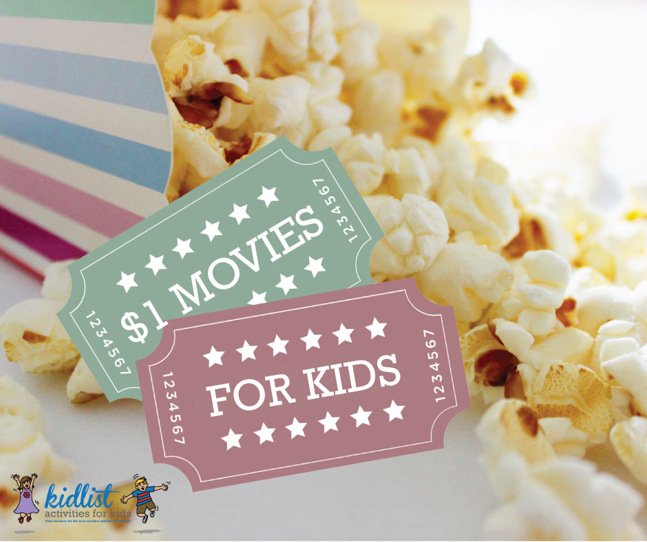 1 Movies For Kids In The Chicagoland Area Summer 2018