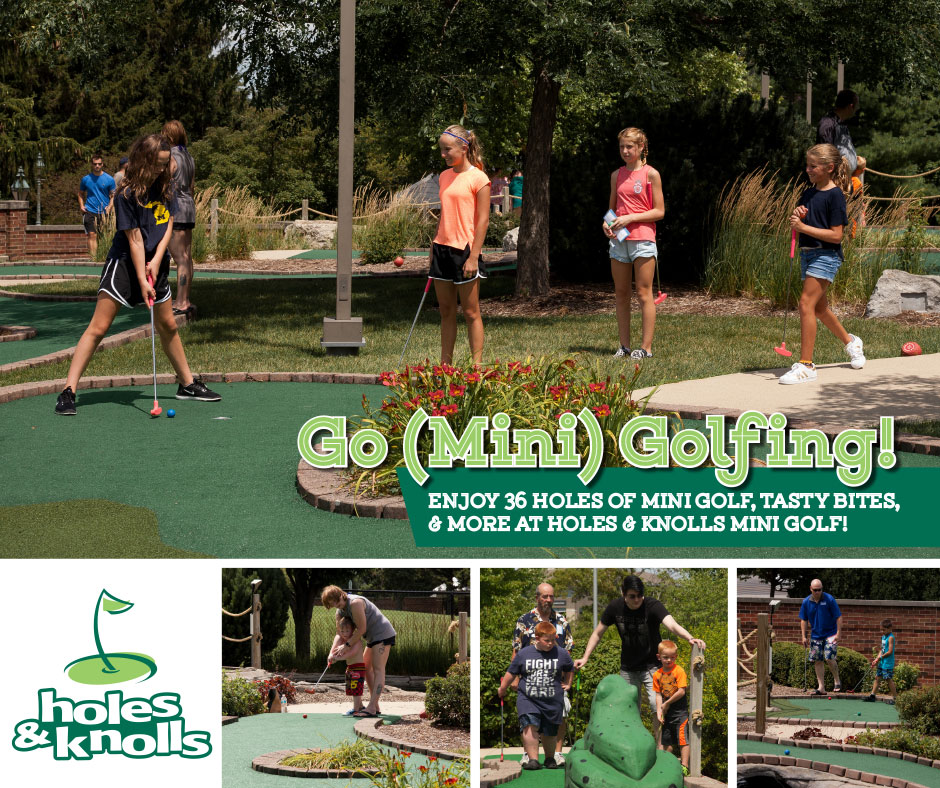 Mini Golf in the South and West Suburbs of Chicago - Kidlist