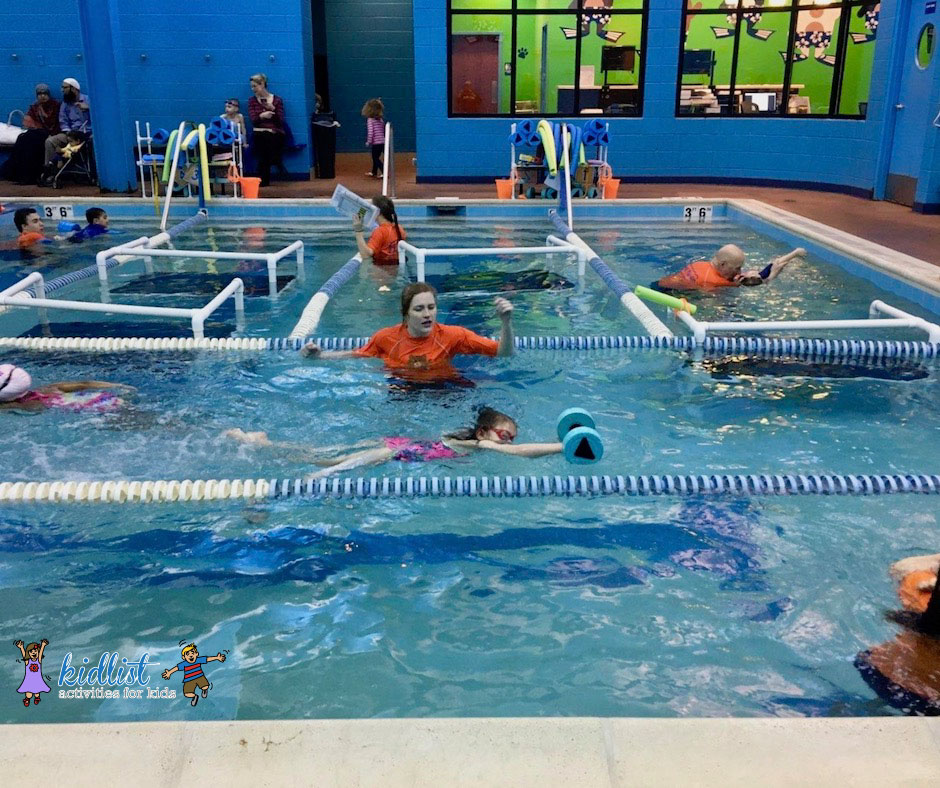 Indoor Swimming Pool Lessons: Indoor Swim Lessons For Kids In The Southwest Suburbs