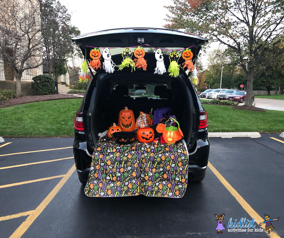 2019 Trunk Or Treat Events In Chicago S West And Southwest Suburbs