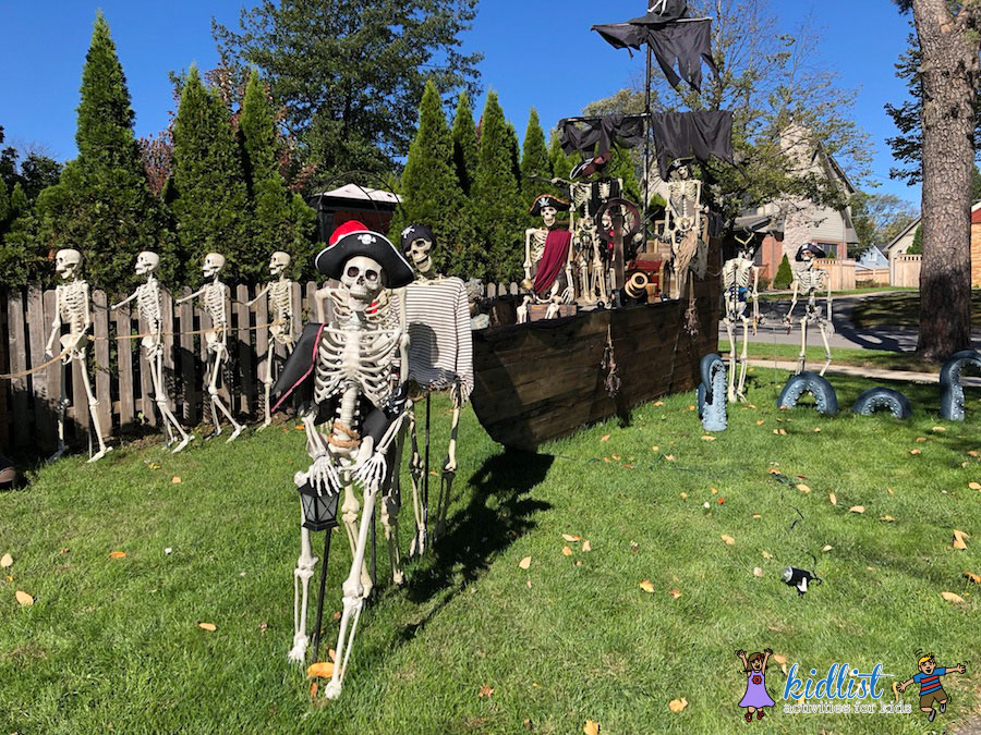 2019 Best Decorated Halloween Houses In The Suburbs