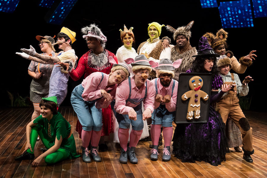 Review: Shrek The Musical at The Marriott Theatre in Lincolnshire