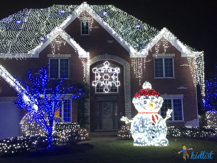 Christmas Lights On Houses Pictures.Best Christmas Lights In The Southwest Suburbs Of Chicago