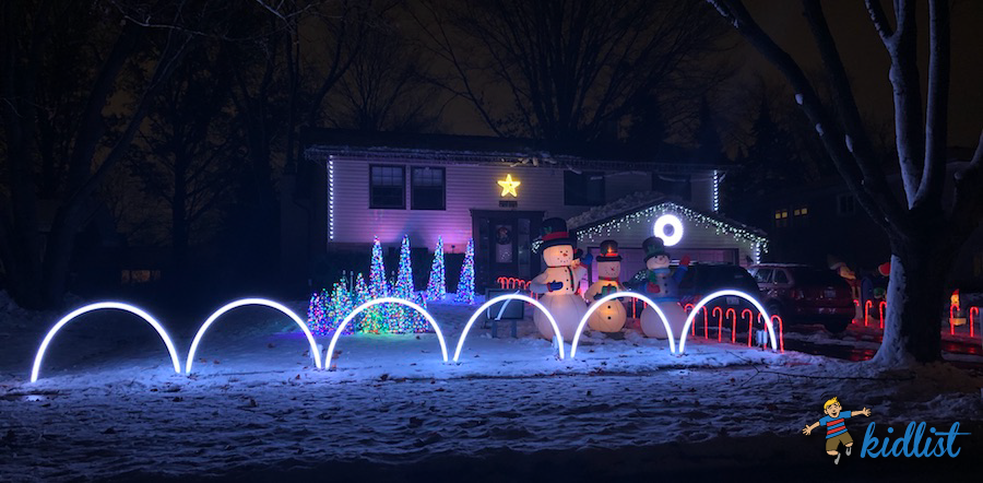 Christmas Lights Show Near Me.2018 Best Christmas Lights In The Western Suburbs