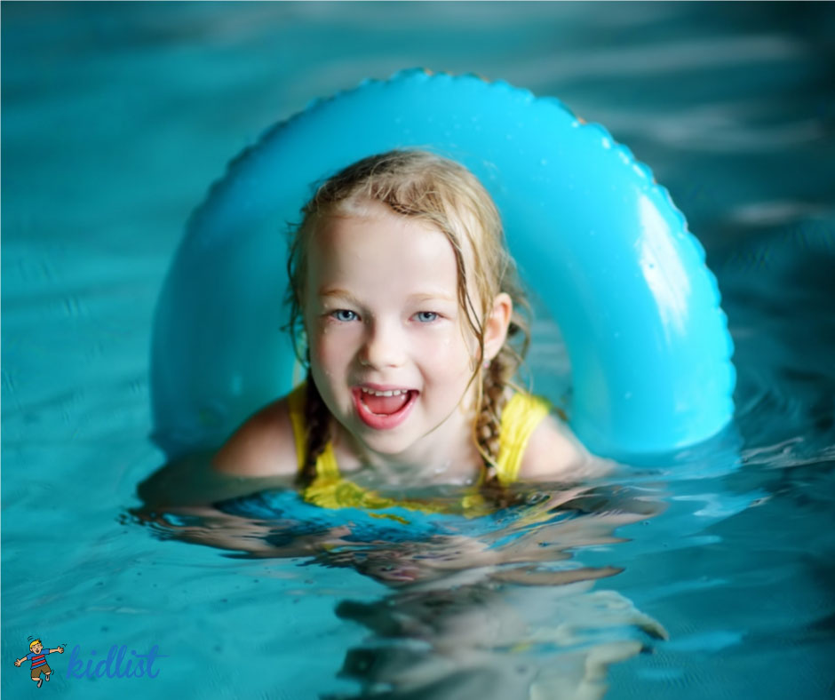 Indoor Pools with Family Swim Times in the Southwest Suburbs
