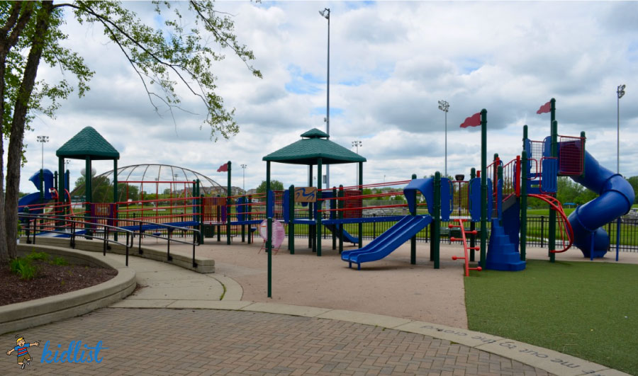 10 Best Playgrounds in the West and Southwest Suburbs