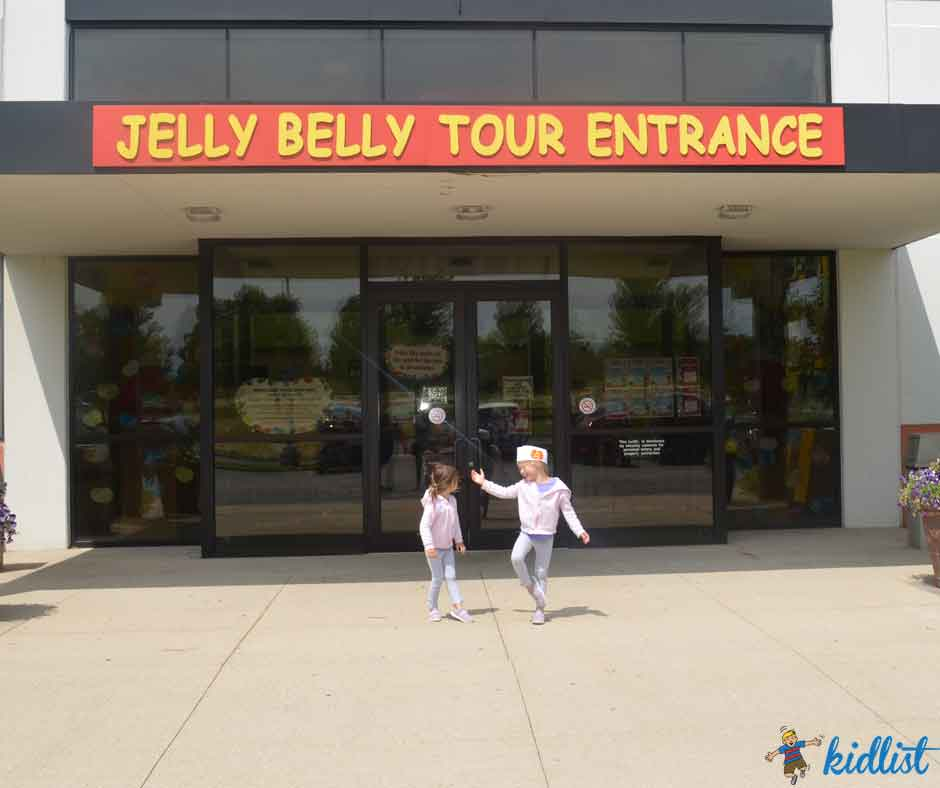 Milwaukee jelly belly tour